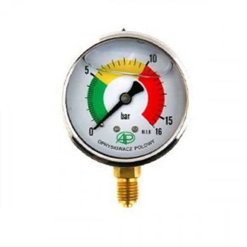 Glycerin pressure gauge AP20MG