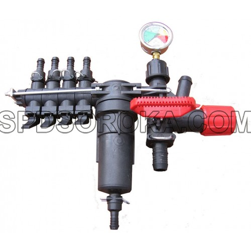 Pressure regulator Agroplast