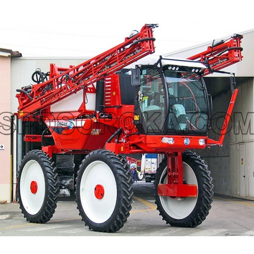 Self-propelled BARGAM GRIMAC sprayer